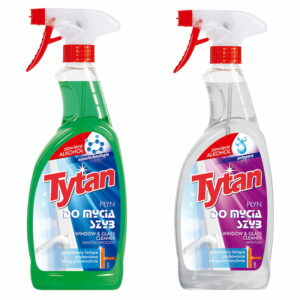 Tytan 2x750ml MIX SPRAY DO SZYB ANTYPARA NANOTECH